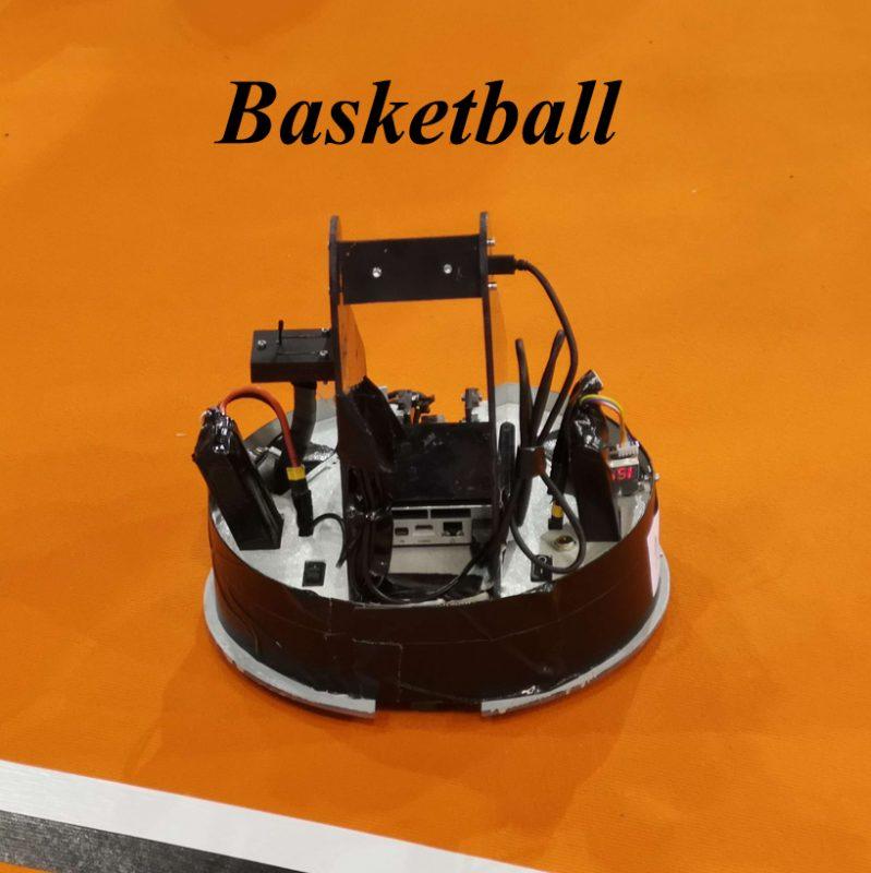 Robotex روبوتکس Basketball