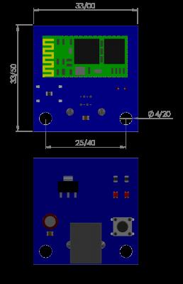 ماژول بلوتوث HC05