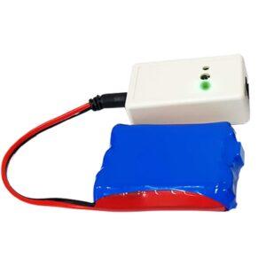 باتری سه سل لیتیوم یون