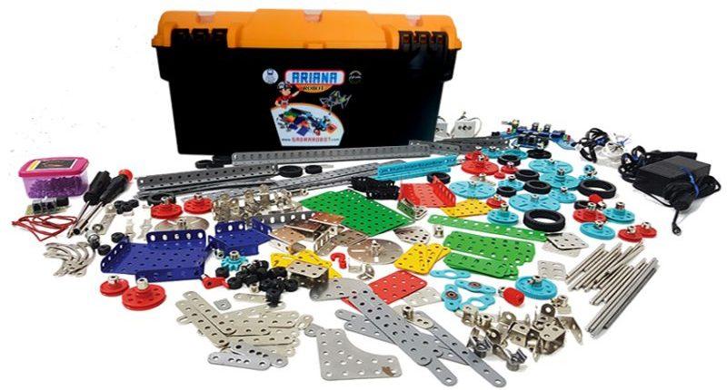 محصولات آموزشی مکانیک ربات