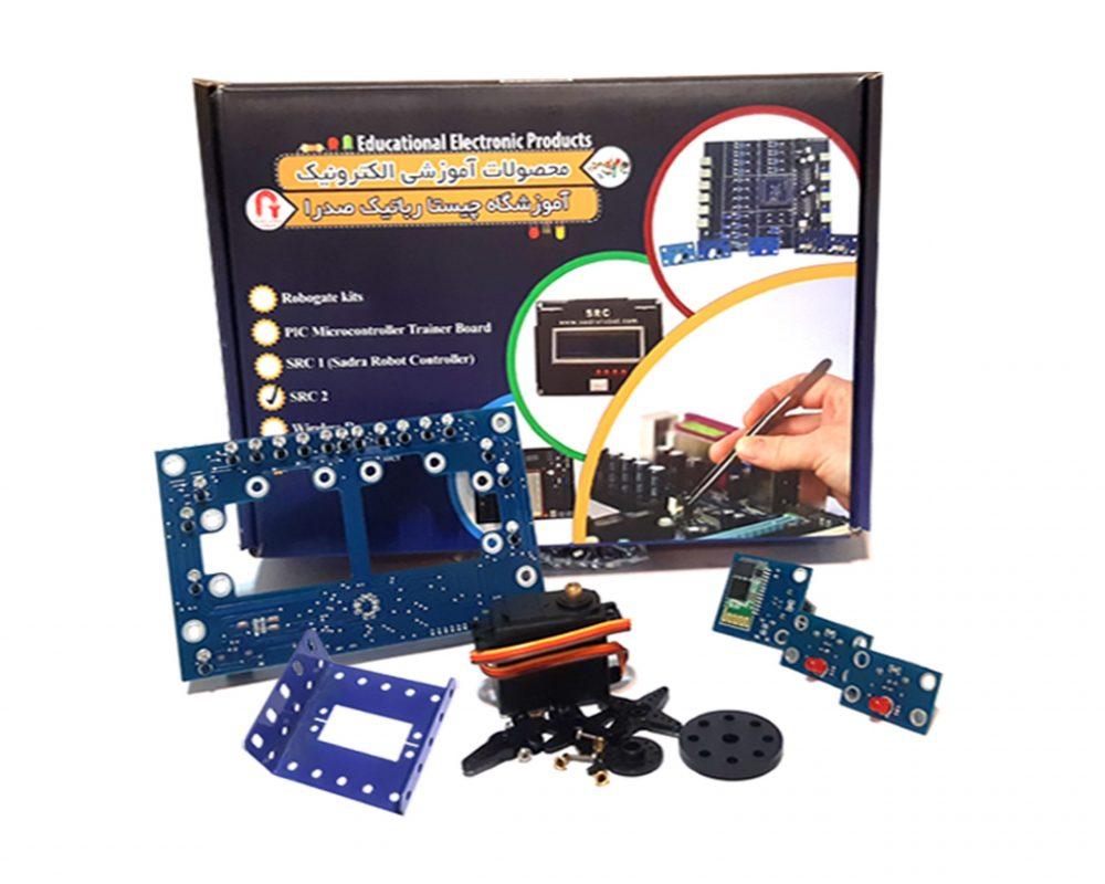 محصولات آموزش برنامهنویسی ربات