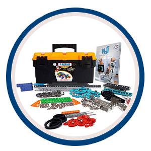 بسته آموزشی سطح دو آریانا با جعبه ابزار بزرگ (STEM 2)